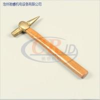 检验锤防爆紫铜锤黄铜锤手锤工具 厂家供应