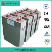 脉冲储能金属化薄膜电容器