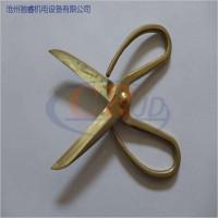 防爆剪刀铍青铜铁皮剪刀质量保证