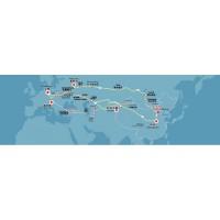 郑欧国际货运班列模具/电缆/丝网/服装等专线专列铁路运输
