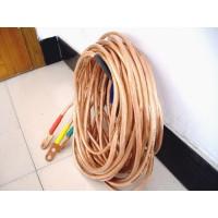 铜芯电缆线高压接地线软铜线鼻子点焊机焊把线