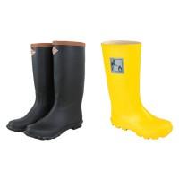 高压绝缘靴 中筒靴 电工雨靴 电工胶鞋 劳保鞋