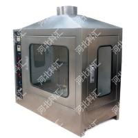 JCK-2型不锈钢款建材可燃性试验炉