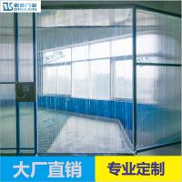 鼎帅门业生产销售防虫型软门帘PVC软门帘透明软门帘外挂门帘