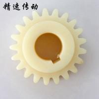 厂家直销塑料耐磨抗压齿轮 含油耐磨尼龙齿轮