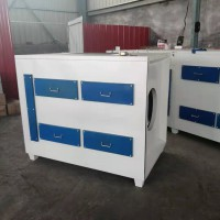 厂家批发蜂窝活性炭吸附塔设备活性炭环保箱