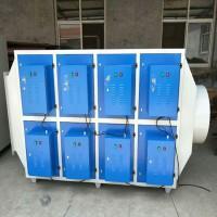 制药厂废气处理低温等离子净化器宝聚环保使用说明