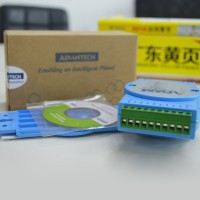 研华ADAM-4017通讯模块控制器