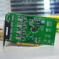 研华PCI-1610B串口卡4口隔离RS-232通讯卡