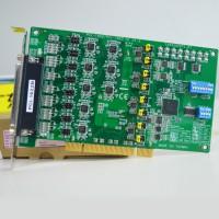 研华采集卡PCI-1723模拟量输出IO板卡