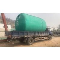 济南混凝土化粪池整体式横向罐体结构高强耐压防渗