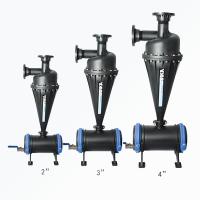 离心过滤器 圣大节水 智慧农业节水灌溉 水肥一体化技术