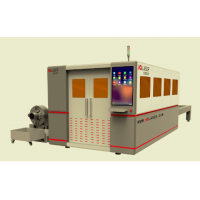 金强交换平台板管一体激光切割机