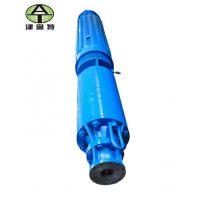10KV矿山式潜水泵_大功率|温度低_强排水工具